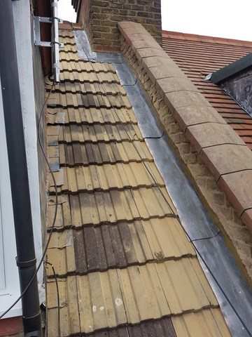 E Caldwell Roofer in Ruislip Pitched Roof